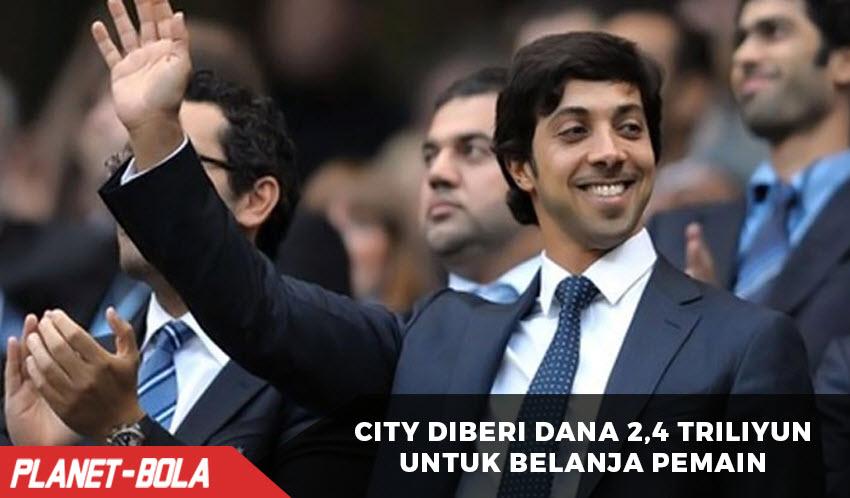 City Siapkan Dana 24 Triliyun Untuk Belanja Pemain Baru