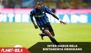 Inter Milan Harus Rela Bintangnya Hengkang