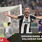 Higuain bawa Juventus kalahkan Napoli
