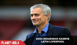 Tahun 2004, Jose Mourinho Hampir Terima Tawaran Melatih Liverpool