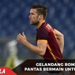 Gelandang roma ini layak bermain di Barcelona