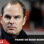 RESMI : Inter Milan memecat Frank de Boer