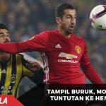 Bermain Buruk, Mkhitaryan dituntut Mourinho