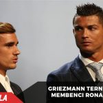 Cristiano Ronaldo : Griezmann benci Saya