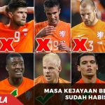 Sneijder ungkap masa kejayaan belanda sudah habis