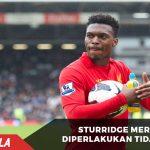 Sturridge Merasa Diperlakukan Tidak Adil oleh Liverpool