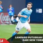 Lampard Putuskan untuk Tinggalkan New York City FC