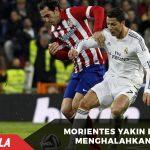 Morientes sangat yakin El Real akan memenangkan Derby