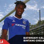 Batshuayi Bakal Jadi Pemain Hebat untuk Chelsea