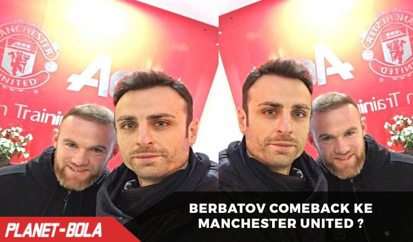 Berbatov Comeback Ke Manchester United