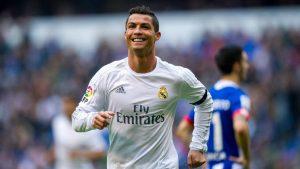 Chistiano Ronaldo Jadi Incaran Klub Liga China