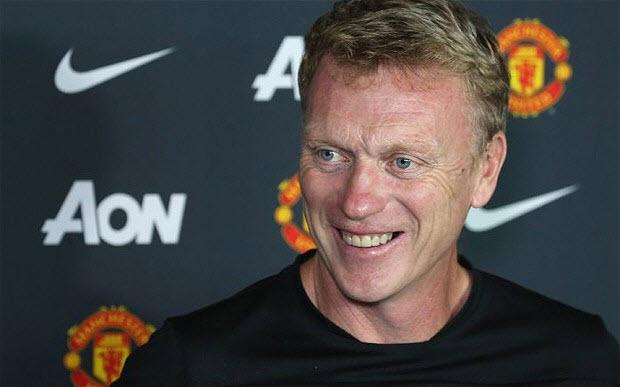 David Moyes Pernah Jadi Bagian Dari Manchester United