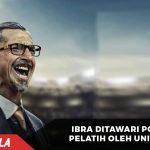 Heboh! Man United Menawarkan Posisi Pelatih untuk Ibra