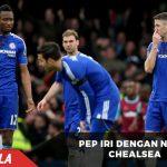 Guardiola iri dengan Chelsea musim ini