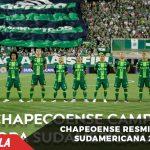 CONMEBOL Nobatkan Chapecoense sebagai Juara Copa Sudamericana 2016