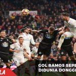 Morata: Gol Sergio Ramos Hanya Bisa Terjadi di Dunia Dongeng