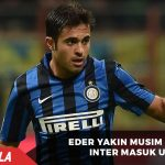 Eder Optimistis Inter Milan ke Liga Champions Musim Depan
