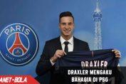 Draxler Bahagia di PSG