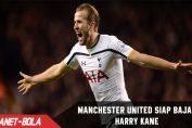 Manchester United Siap Bajak Harry Kane