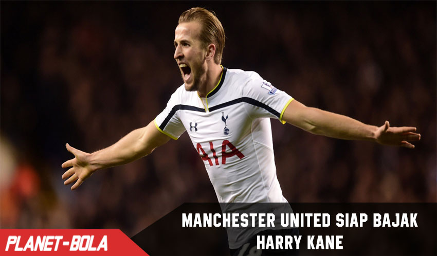 Manchester United Siap Bajak Harry Kane