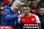 Masa Depan Ozil di Tangan Wenger