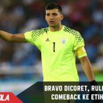 Man City bawa pulang Rulli karena kecewa dengan Bravo