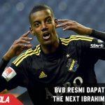 Titisan Ibrahimovic Resmi bergabung dengan Dortmund