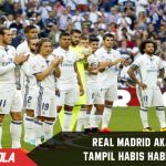 Real Madrid akan tampil habis habisan lawan Celta Vigo