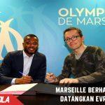 RESMI : Marseille rebut Patrice Evra dari Juve