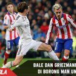 Man United akan rekrut Greizmann dan Bale