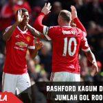 Marcus Rashford Kagum dengan Pecapaian Gol Rooney
