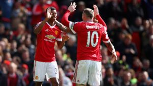 Rashford dan Rooney