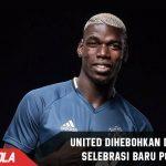 Ferdinand protes selebrasi Pogba, Mourinho Terdiam