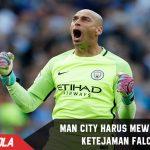 Hadapi Monaco, Manchester City Wajib Waspadai Ketajaman Falcao