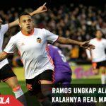 Ramos ungkap alasan mengapa Real bisa kalah lawan Valencia