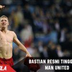 Bastian Schweinsteiger Resmi pergi dari Man United