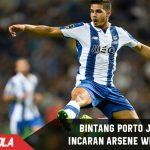Arsenal incar bintang Porto untuk gantikan Alexis Sanchez
