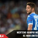 Manchester United Favorit akan Dries Mertens dari Napoli