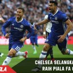 Hancurkan Tottenham, Chelsea selangkah lagi menjuarai FA Cup