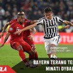 Bayern Munich terang terangan inginkan Paulo Dybala