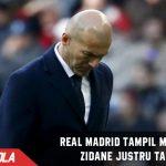 Real Madrid kepung gawang Barca, Zidane justru tidak senang