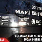 Kepolisian Klaim serangan Teror ke Bus Dortmund Sudah Direncanakan