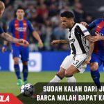 Sudah Kalah dari Juventus, Barcelona malah dapat kabar buruk