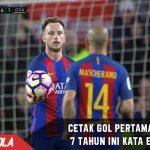 Akhirnya, Mascherano cetak gol debutnya bersama Barca dan ini kata Enrique