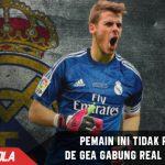 Pemain Man United ini tidak rela De Gea gabung Madrid