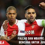 Chiellini akui Falcao dan Mbappe adalah bencana bagi Juve