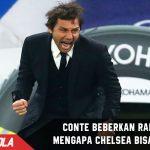 Chelsea Raih Juara Liga Inggris, Conte beberkan Rahasianya