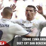 Jelang Final UCL, Real Madrid hanya andalkan Duet CR7 dan Benzema