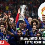 Bawa United juara UEL, Mourinho cetak Rekor baru