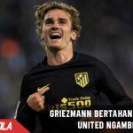 Griezmann tegaskan Bertahan, Manchester United kecewa